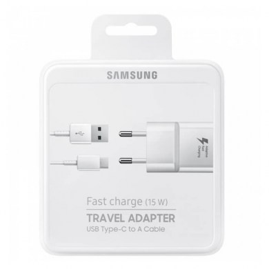 Samsung-Original-Wall-Charger-2A-Fast-Charger-USB-Type-C-Cable-Blister-Pack-White-EP-TA20EWEEP-DN930CWE-2